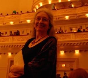 Katherine Murdock at Carnegie Hall